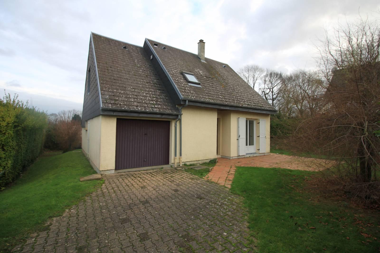 A Vendre Maison de Bord de Mer avec 3 chambres et garage Le Bourg Dun Résidentiel - Transaction ...